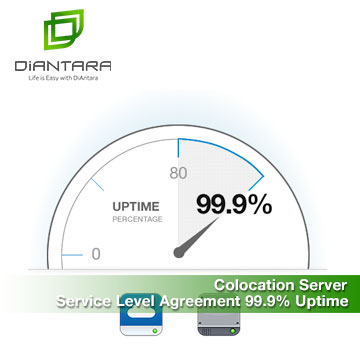 Colocation Server | DiAntara Intermedia